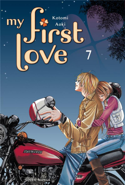 Couverture my first love tome 7