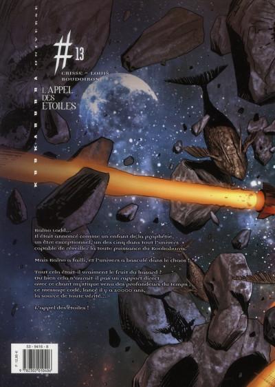 Dos kookaburra universe tome 13 - L'Appel des étoiles