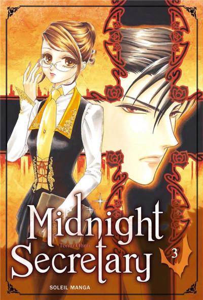 image de midnight secretary tome 3