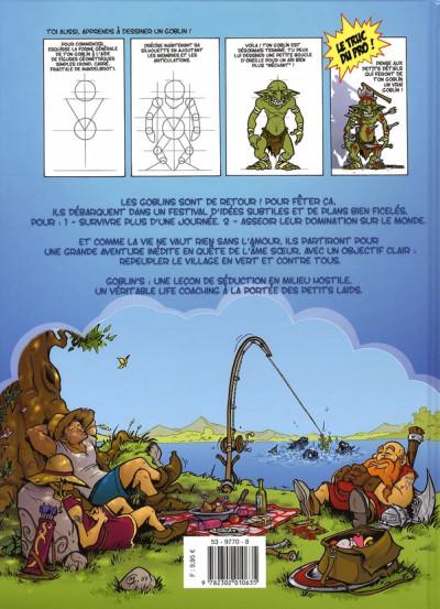 Dos goblin's tome 2 - en vert et contre tous