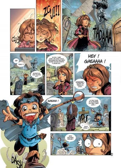 Page 5 noob tome 1 - tu veux entrer dans ma guilde?