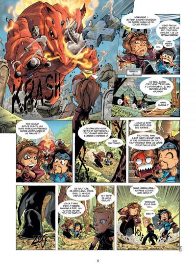 Page 6 noob tome 1 - tu veux entrer dans ma guilde?