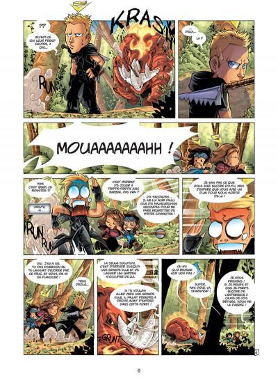 Page 7 noob tome 1 - tu veux entrer dans ma guilde?