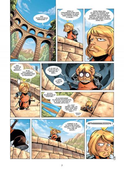 Page 8 noob tome 1 - tu veux entrer dans ma guilde?
