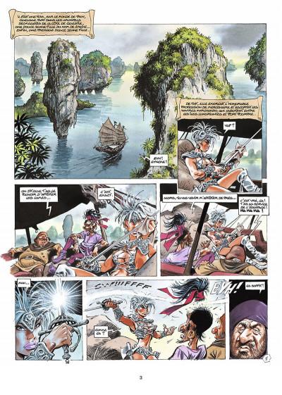 Page 4 les guerrières de troy tome 1 - yquem le généreux