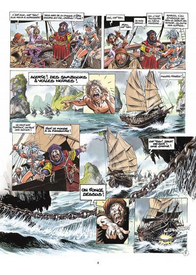 Page 5 les guerrières de troy tome 1 - yquem le généreux
