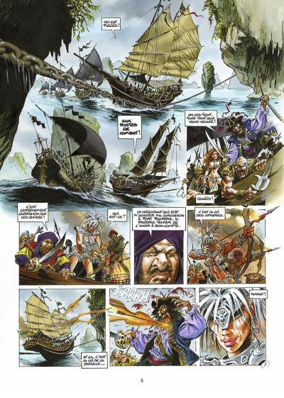 Page 6 les guerrières de troy tome 1 - yquem le généreux
