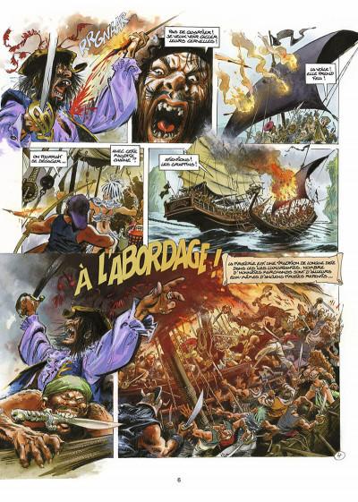 Page 7 les guerrières de troy tome 1 - yquem le généreux