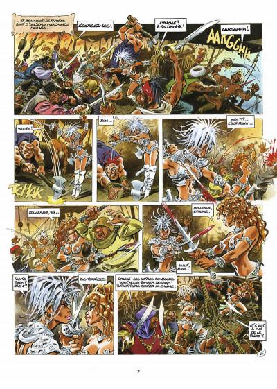 Page 8 les guerrières de troy tome 1 - yquem le généreux
