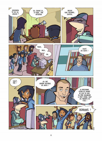Page 7 foot 2 rue tome 13