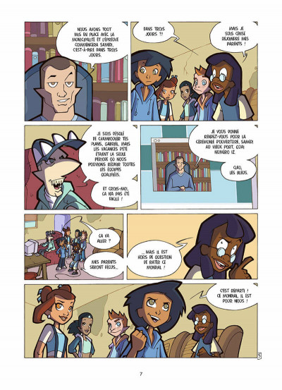 Page 8 foot 2 rue tome 13