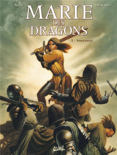 image de marie des dragons tome 2 - Vengeances