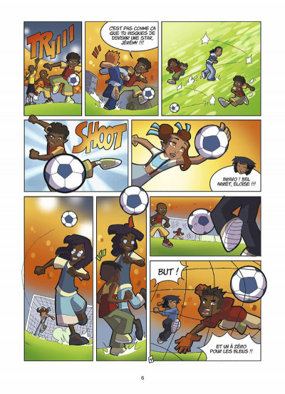 Page 7 foot 2 rue ; world cup