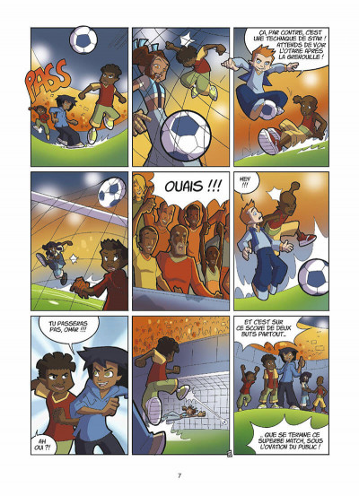 Page 8 foot 2 rue ; world cup