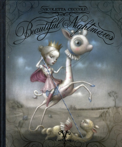 Couverture beautiful nightmares