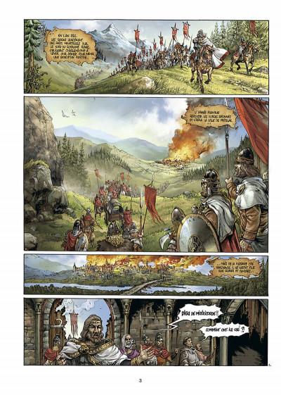Page 3 durandal tome 1 - les marches de bretagne