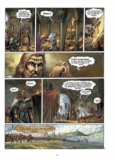 Page 4 durandal tome 1 - les marches de bretagne