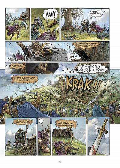 Page 6 durandal tome 1 - les marches de bretagne