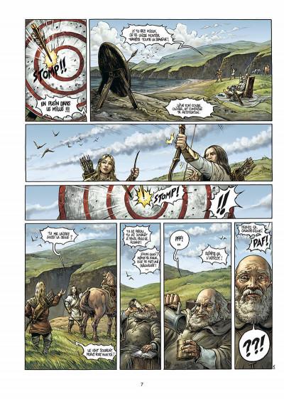Page 7 durandal tome 1 - les marches de bretagne