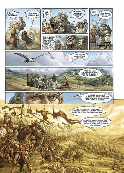 Page 8 durandal tome 1 - les marches de bretagne