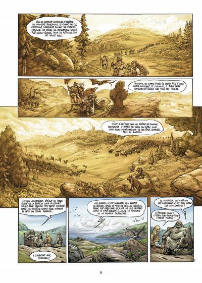 Page 9 durandal tome 1 - les marches de bretagne