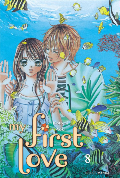 Couverture my first love tome 8