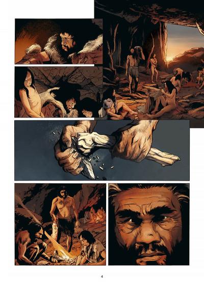Page 5 Prométhée tome 3