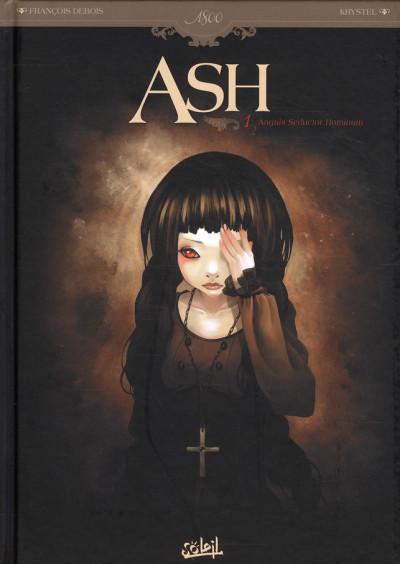 Couverture ash