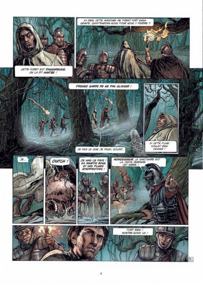 Page 2 Ys la légende tome 1