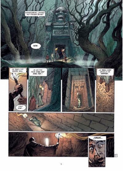 Page 3 Ys la légende tome 1