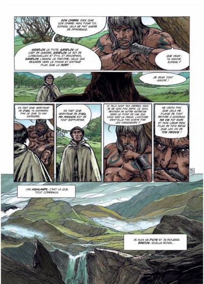 Page 5 Ys la légende tome 1