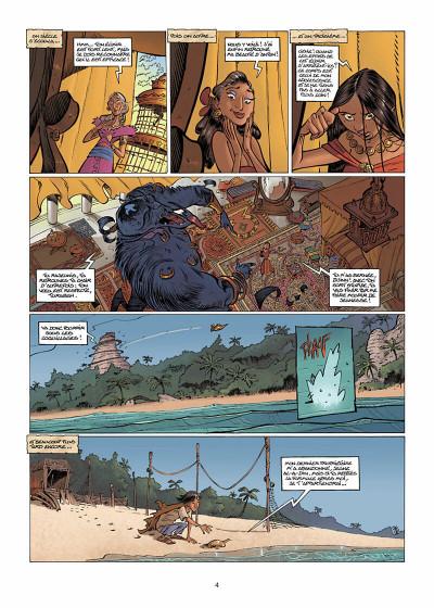 Page 5 sinbad tome 3 - les ombres du harem