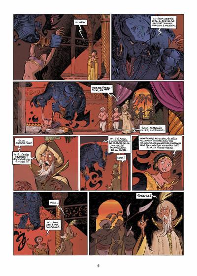 Page 7 sinbad tome 3 - les ombres du harem