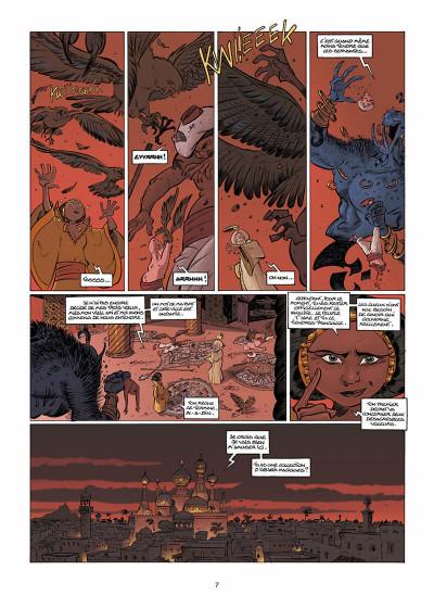 Page 8 sinbad tome 3 - les ombres du harem