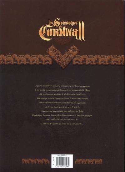 Dos les seigneurs de cornwall tome 2