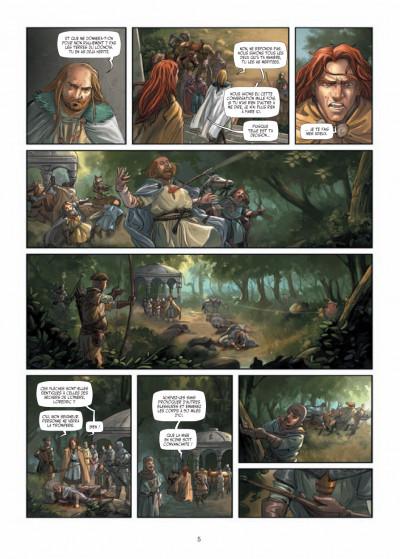 Page 2 les seigneurs de cornwall tome 2