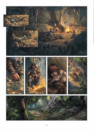 Page 3 les seigneurs de cornwall tome 2