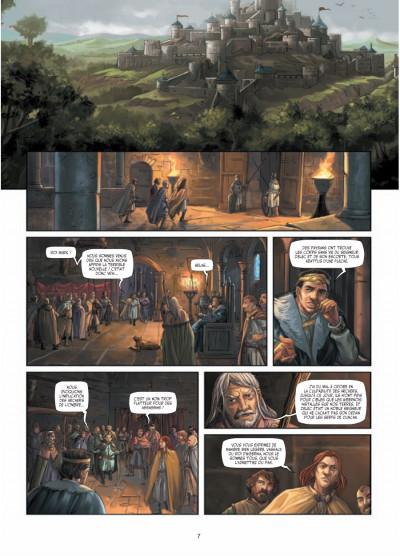 Page 4 les seigneurs de cornwall tome 2