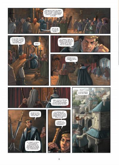 Page 5 les seigneurs de cornwall tome 2