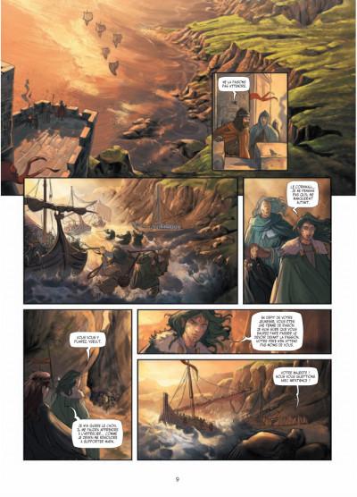 Page 6 les seigneurs de cornwall tome 2