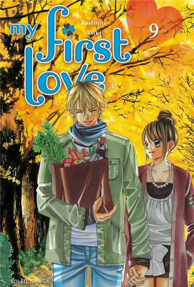 Couverture my first love tome 9