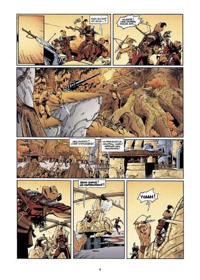Page 5 slhoka tome 2 - les jardin de sangali