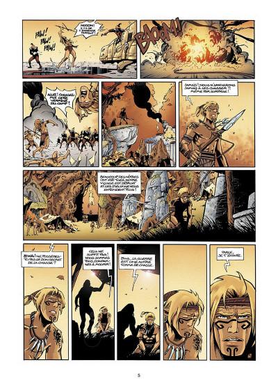 Page 6 slhoka tome 2 - les jardin de sangali