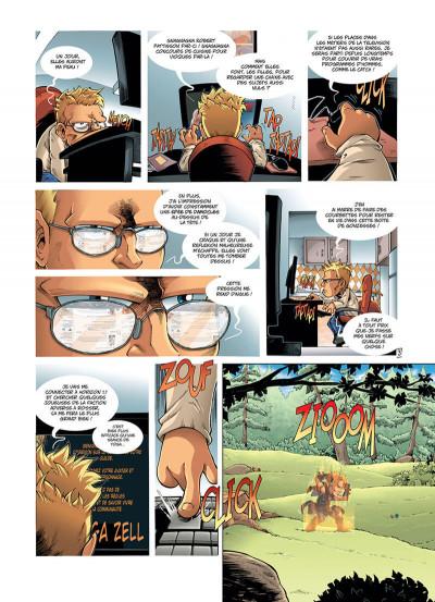 Page 6 noob tome 2 - Les filles, elles savent pas jouer d'abord !