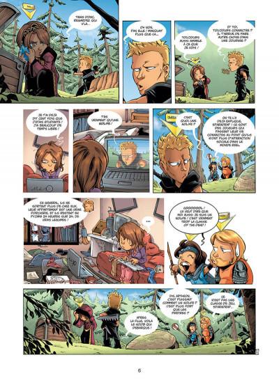 Page 7 noob tome 2 - Les filles, elles savent pas jouer d'abord !