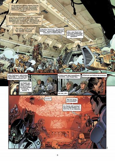 Page 4 les naufragés d'ythaq tome 8 - le miroir des mensonges