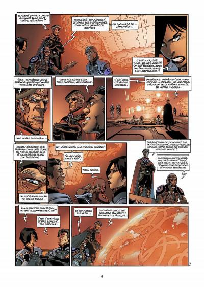 Page 5 les naufragés d'ythaq tome 8 - le miroir des mensonges