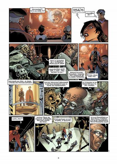 Page 6 les naufragés d'ythaq tome 8 - le miroir des mensonges