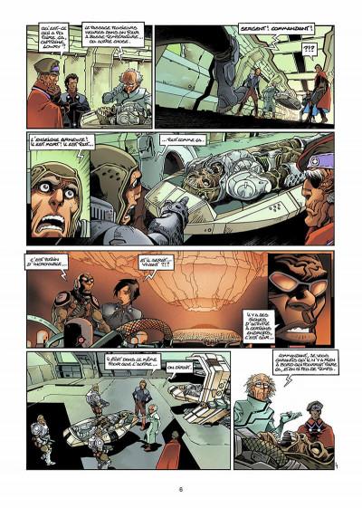 Page 7 les naufragés d'ythaq tome 8 - le miroir des mensonges