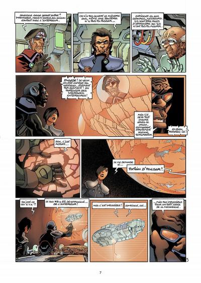Page 8 les naufragés d'ythaq tome 8 - le miroir des mensonges
